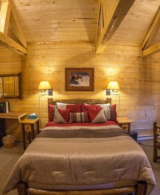 Cabin at Denali Tri Valley Cabins