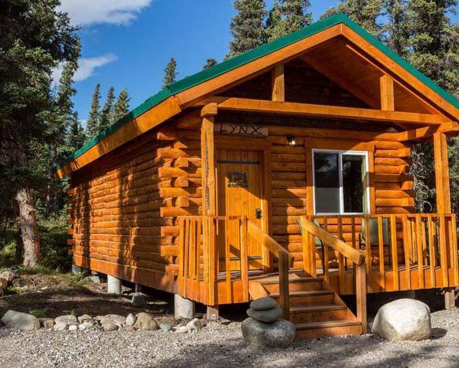 Denali Alaska Cabin Rentals