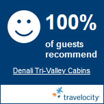 100% recommended from Travelocity